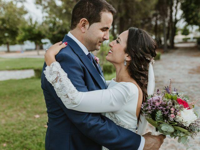 La boda de Pedro y Ana en El Cerro De Andevalo, Huelva 83