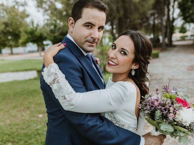 La boda de Pedro y Ana en El Cerro De Andevalo, Huelva 84