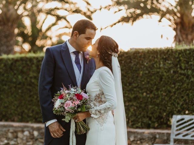 La boda de Pedro y Ana en El Cerro De Andevalo, Huelva 85