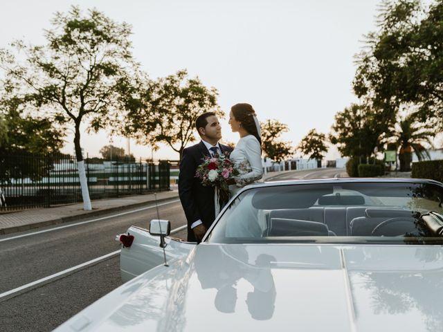 La boda de Pedro y Ana en El Cerro De Andevalo, Huelva 86