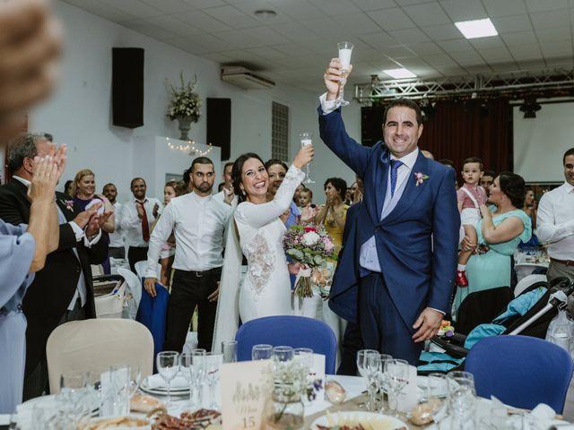 La boda de Pedro y Ana en El Cerro De Andevalo, Huelva 92