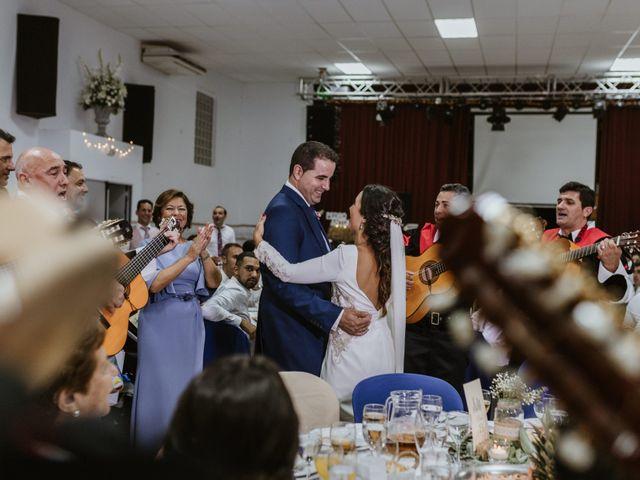 La boda de Pedro y Ana en El Cerro De Andevalo, Huelva 93