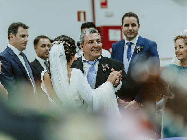 La boda de Pedro y Ana en El Cerro De Andevalo, Huelva 94
