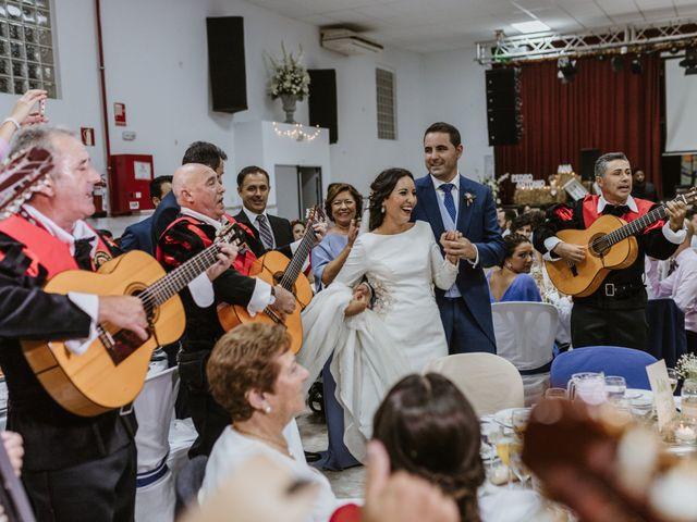 La boda de Pedro y Ana en El Cerro De Andevalo, Huelva 95