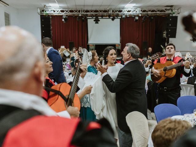 La boda de Pedro y Ana en El Cerro De Andevalo, Huelva 96