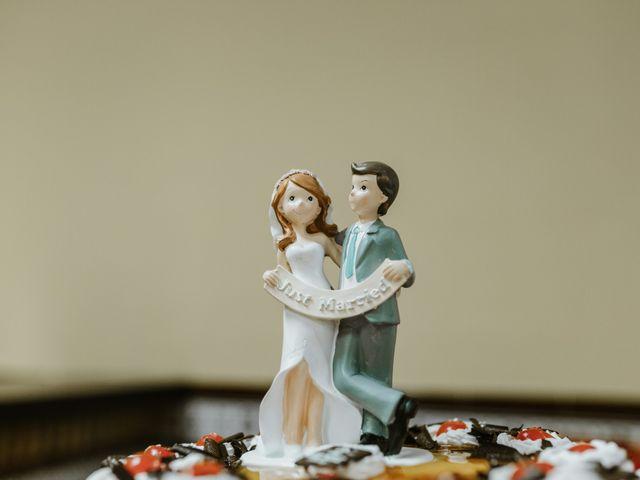 La boda de Pedro y Ana en El Cerro De Andevalo, Huelva 97