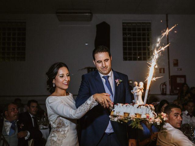 La boda de Pedro y Ana en El Cerro De Andevalo, Huelva 98