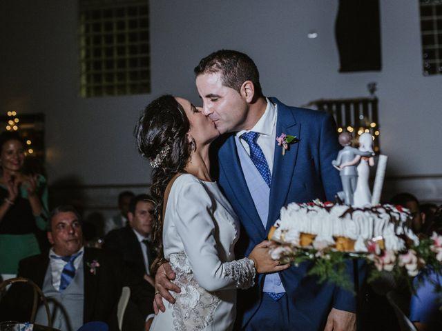 La boda de Pedro y Ana en El Cerro De Andevalo, Huelva 99