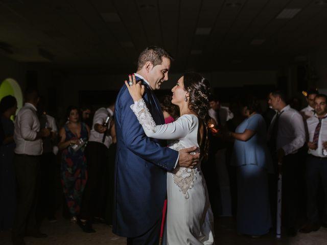 La boda de Pedro y Ana en El Cerro De Andevalo, Huelva 100