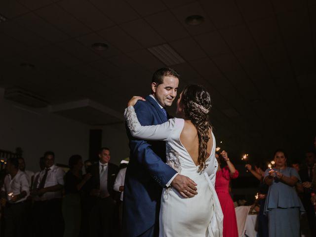 La boda de Pedro y Ana en El Cerro De Andevalo, Huelva 101