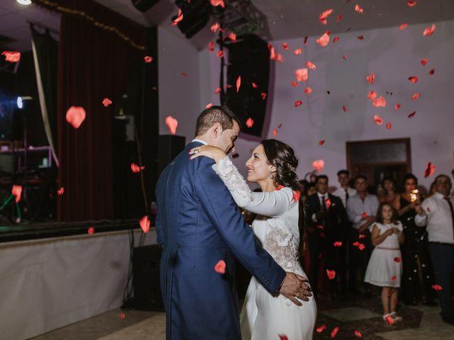 La boda de Pedro y Ana en El Cerro De Andevalo, Huelva 103