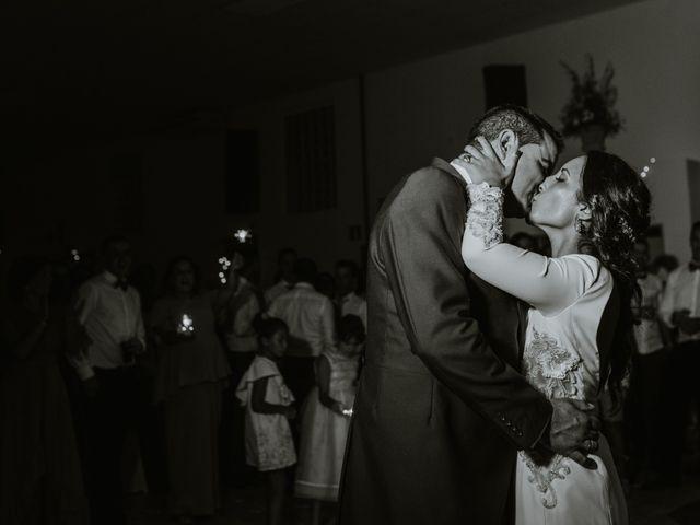 La boda de Pedro y Ana en El Cerro De Andevalo, Huelva 104