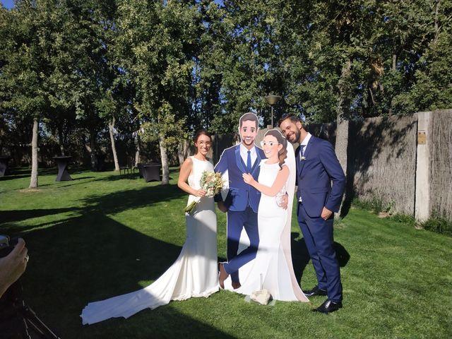 La boda de Leyre y Isra