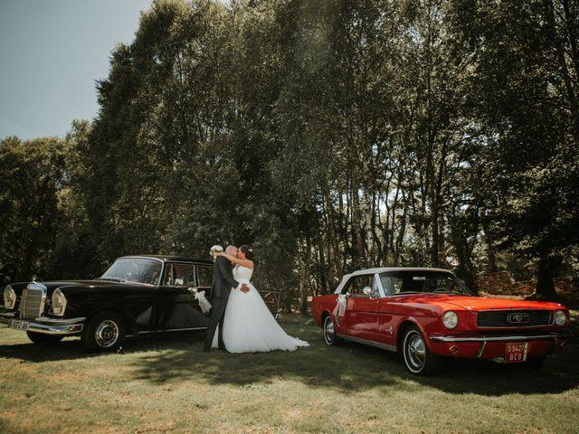 La boda de Rubén y Verónica en Lugo, Lugo 41