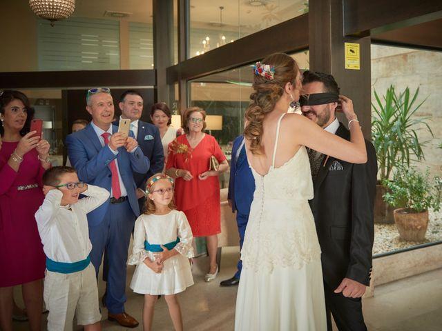 La boda de Iván y Llanos en Tomelloso, Ciudad Real 9