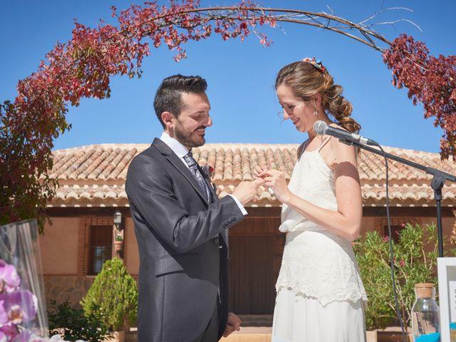 La boda de Iván y Llanos en Tomelloso, Ciudad Real 17