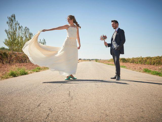 La boda de Iván y Llanos en Tomelloso, Ciudad Real 21