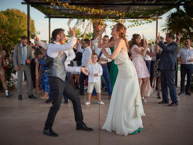 La boda de Iván y Llanos en Tomelloso, Ciudad Real 31