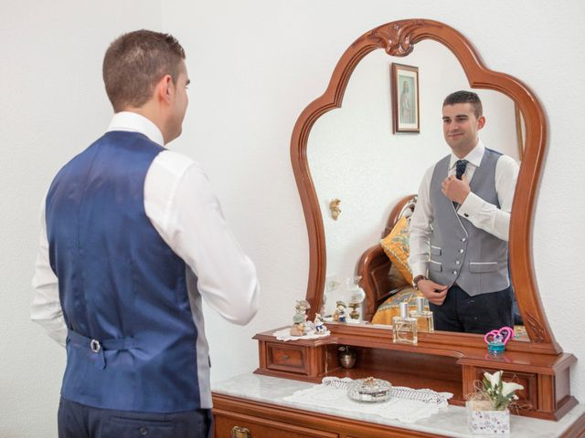 La boda de Luis y Tania en Benavente, Zamora 11