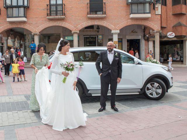 La boda de Luis y Tania en Benavente, Zamora 22