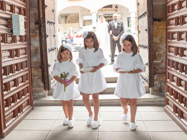 La boda de Luis y Tania en Benavente, Zamora 23