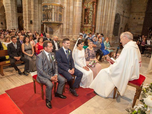 La boda de Luis y Tania en Benavente, Zamora 24
