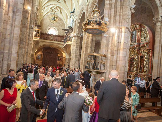 La boda de Luis y Tania en Benavente, Zamora 26