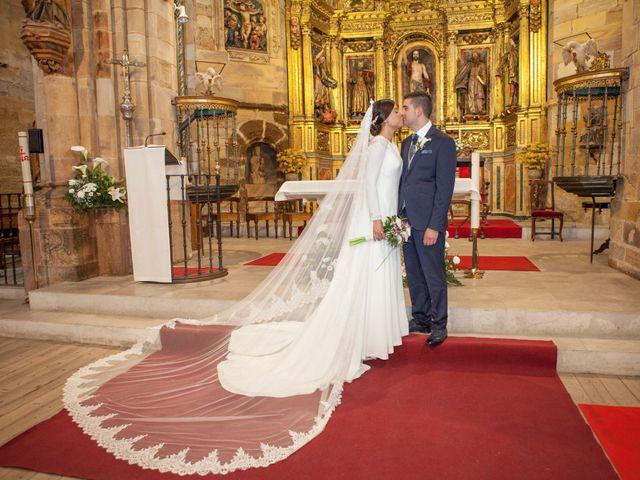 La boda de Luis y Tania en Benavente, Zamora 27