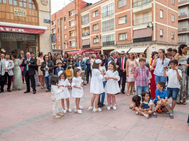 La boda de Luis y Tania en Benavente, Zamora 28