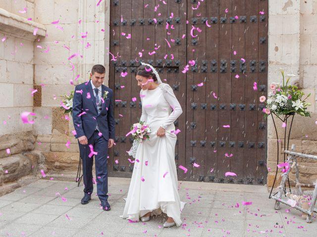 La boda de Luis y Tania en Benavente, Zamora 29