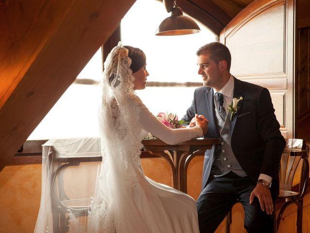 La boda de Luis y Tania en Benavente, Zamora 31