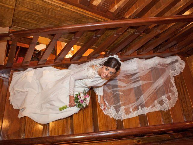 La boda de Luis y Tania en Benavente, Zamora 33