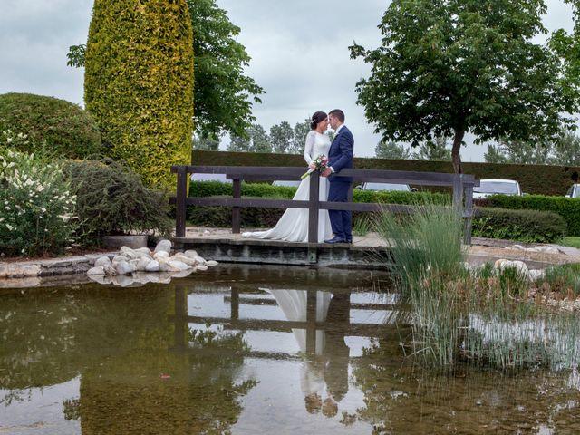 La boda de Luis y Tania en Benavente, Zamora 37
