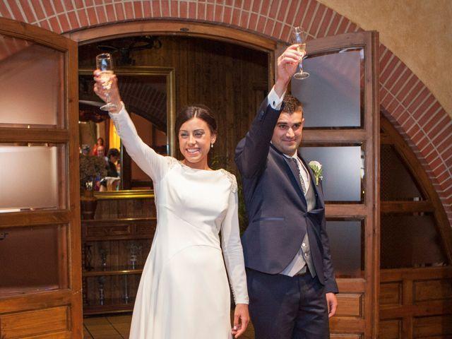 La boda de Luis y Tania en Benavente, Zamora 39