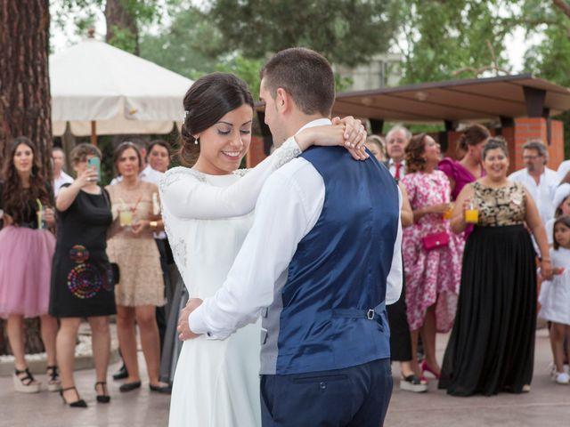 La boda de Luis y Tania en Benavente, Zamora 44