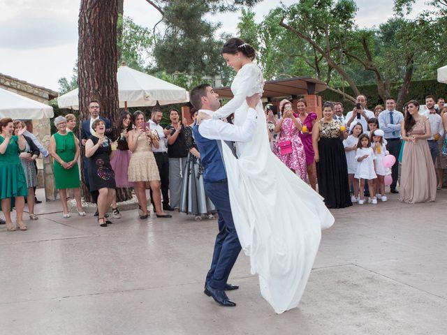 La boda de Luis y Tania en Benavente, Zamora 45