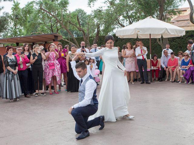 La boda de Luis y Tania en Benavente, Zamora 46