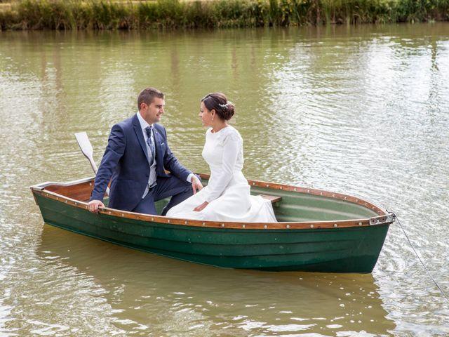 La boda de Luis y Tania en Benavente, Zamora 57