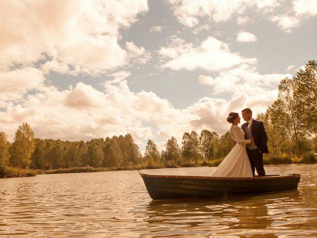 La boda de Luis y Tania en Benavente, Zamora 58