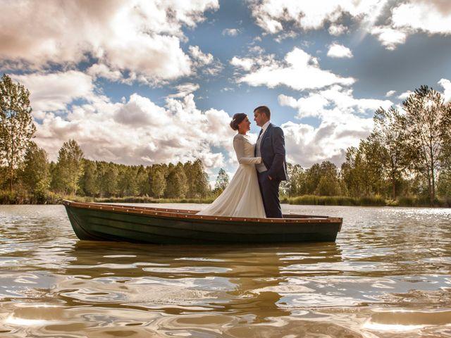 La boda de Luis y Tania en Benavente, Zamora 59