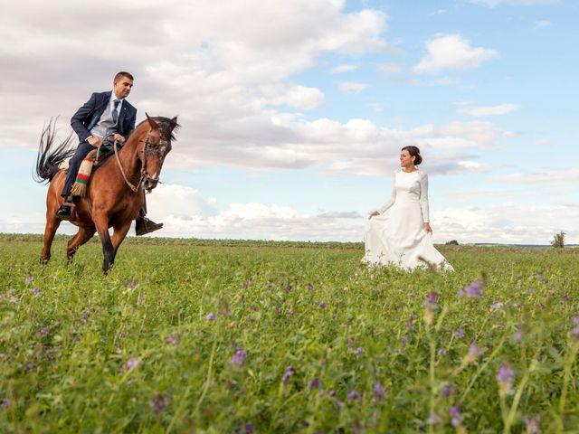 La boda de Luis y Tania en Benavente, Zamora 60