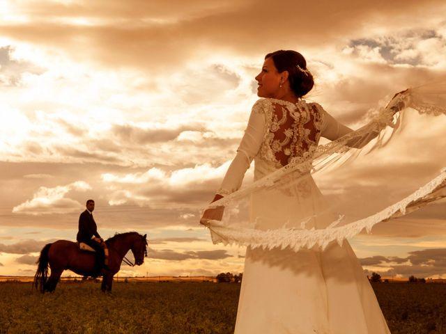 La boda de Luis y Tania en Benavente, Zamora 61