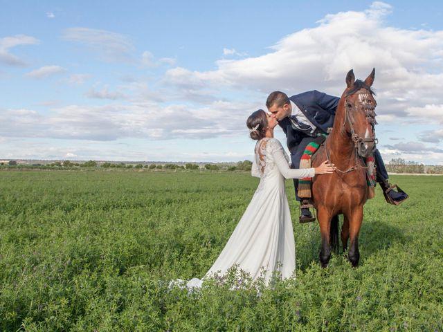 La boda de Luis y Tania en Benavente, Zamora 62