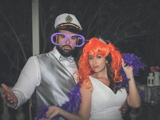 La boda de Iñaki y Noemi en Galapagar, Madrid 1