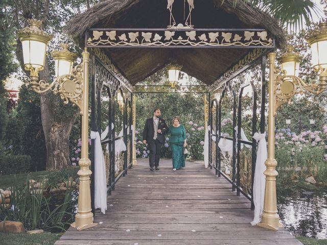La boda de Iñaki y Noemi en Galapagar, Madrid 10