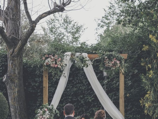 La boda de Iñaki y Noemi en Galapagar, Madrid 12