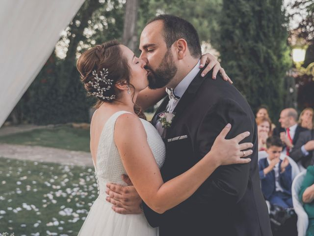 La boda de Iñaki y Noemi en Galapagar, Madrid 15
