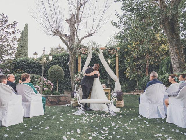 La boda de Iñaki y Noemi en Galapagar, Madrid 16