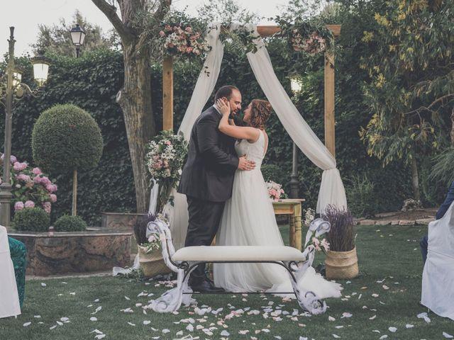 La boda de Iñaki y Noemi en Galapagar, Madrid 17