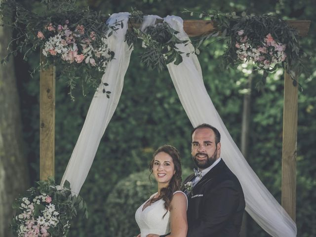 La boda de Iñaki y Noemi en Galapagar, Madrid 22